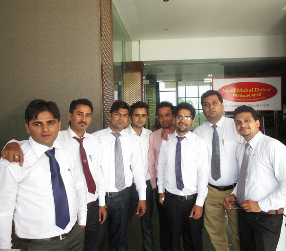 Pharma Sale Team