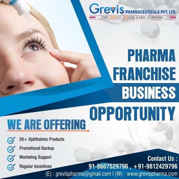 Eye Drops Franchise in Telangana