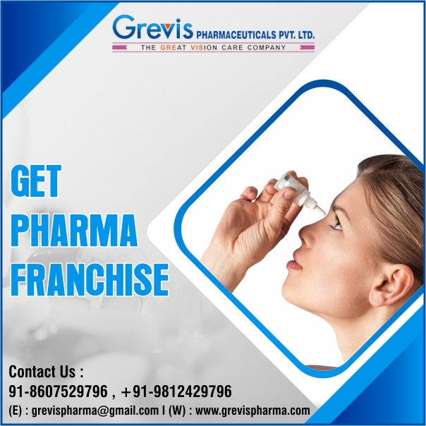 Eye Drops Franchise in Uttarakhand