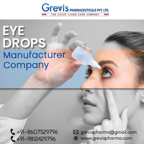 Eye Drops PCD Franchise Company in Tamil Nadu