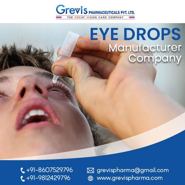 Eye Drops Pharma Franchise in Sikkim